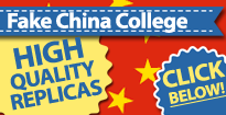Fake China College Degrees