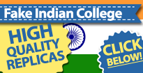 Fake Indian College Degrees