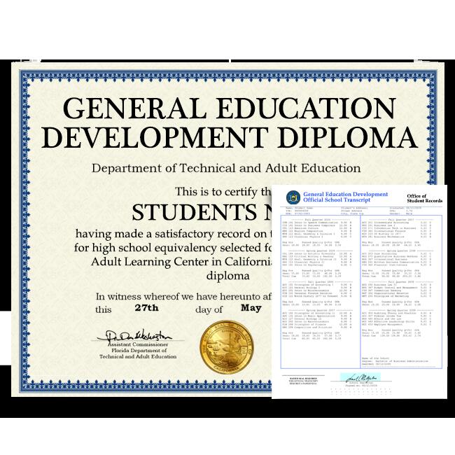 fake ged diploma and transcripts | fake ged certificate and transcripts | fake ged and transcripts