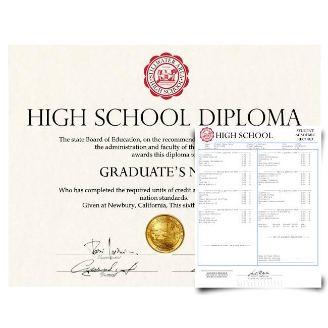 fake high school diplomas and transcripts | fake high school diploma and transcripts | fake high school diploma with transcripts | high school diplomas and transcripts