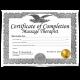 fake massage therapist certificates, fake massage therapy certificate, fake massage license