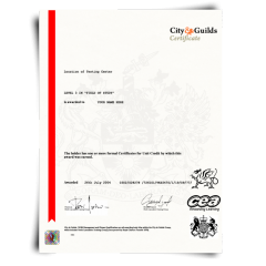 Buy Fake City and Guilds Certificate! Best Premium Layouts! Updated 2020! Just $285.99!