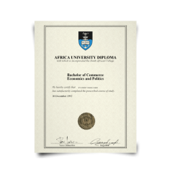 Order Fake Diploma from South Africa University! Best Premium Layouts! Updated 2020! Just $199.00!
