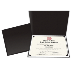 Buy Diploma Folders & Covers! Best Premium Layouts! Updated 2020! Just $25.00!