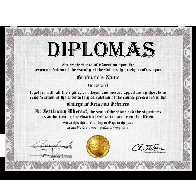 Fake Diplomas and Degrees