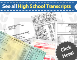 buy fake transcripts from high schools