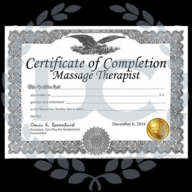 Order Fake Massage Therapist Certificates! Best Premium Layouts! Updated 2020! Only $149.99!