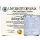 Fake Diploma & Transcript from USA University