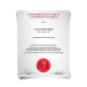 University of Oslo diploma from 1976 featuring official embossed red seal and signed by hand on premium diploma paper