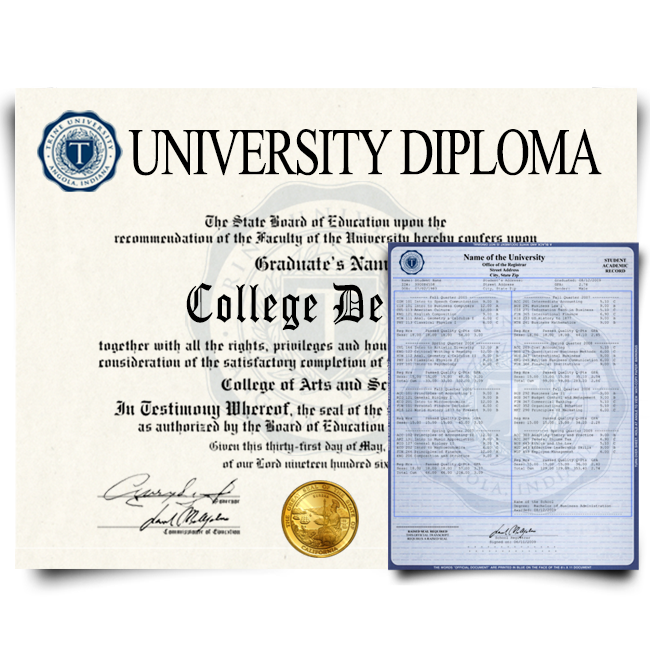 fake college diplomas and transcripts | fake college degree and transcripts | fake college transcripts and degrees