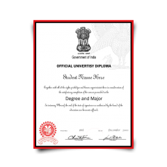 Buy Fake Diploma from India University! Best Premium Layouts! Updated 2020! Only $199.00!
