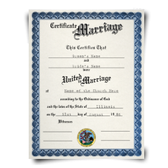 Order Fake Marriage Certificate! Best Premium Layouts! Updated 2020! Just $74.95!