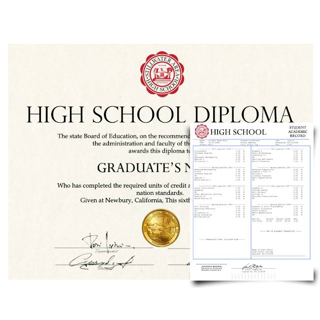 fake high school diplomas and transcripts | fake high school diploma and transcripts | fake high school diploma with transcripts | high school diplomas and transcripts