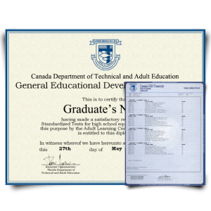 fake canada ged diploma and transcripts, fake canadian ged certificate with score sheets, fake canada ged and transcripts