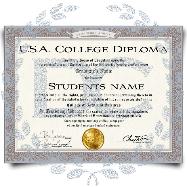 Order Fake Diploma from USA University! Best Premium Layouts! Updated 2020! Just $179.00!