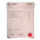Academic transcript mark sheet from University of Oslo with embossed red seal featuring college coursework and student details and complete score break down