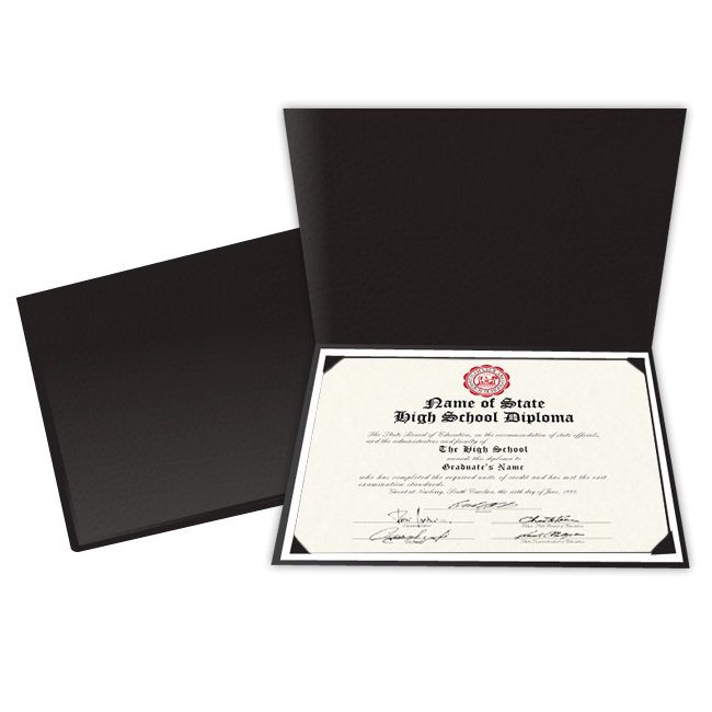 Buy Diploma Folders & Covers! Top Premium Layouts! Updated 2020! Just $25.00!