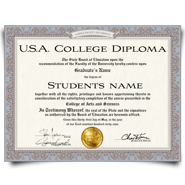 fake usa college degrees and university diplomas best replicas