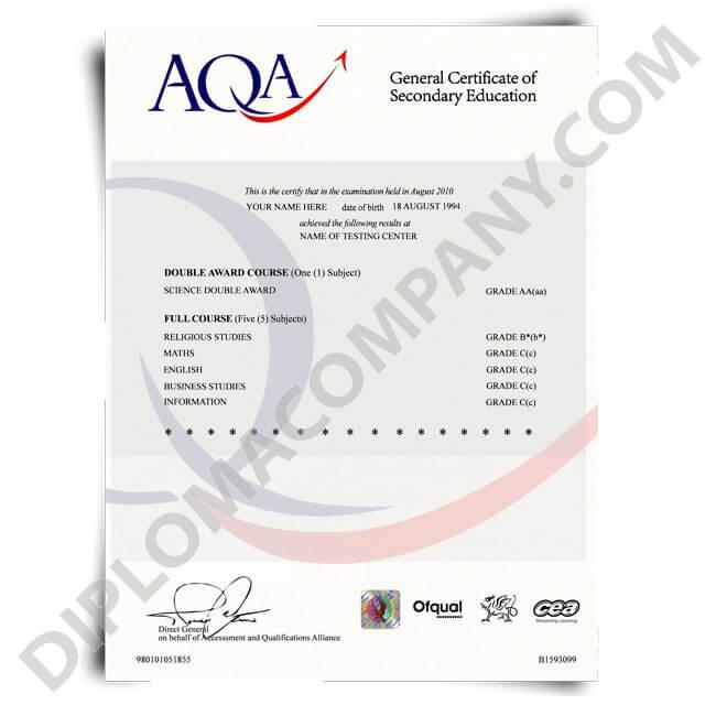 fake gcse certificate diplomacompanycom