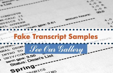 fake transcript gallery, transcript gallery, gallery of fake transcripts, view fake transcripts
